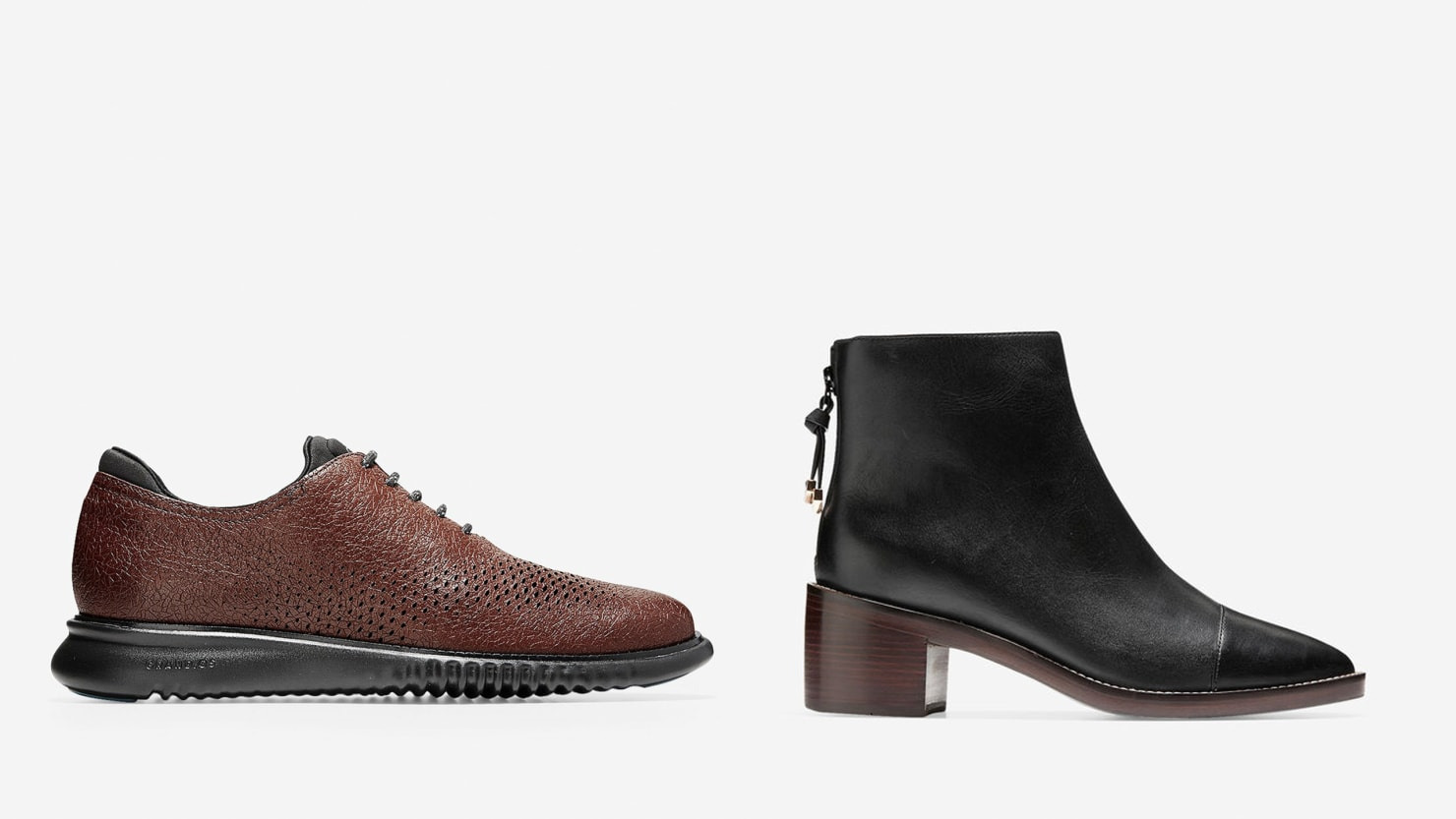 Cole Haan Is Taking Up to 70% Off Men's and Women's Shoes, Accessories, Outerwear, and More