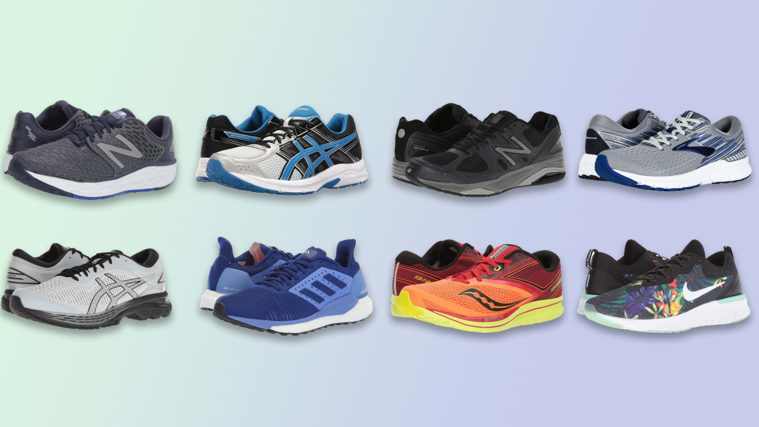 Scouted: A Runner's Guide to Getting the Right Type of Shoes For Your Unique Feet