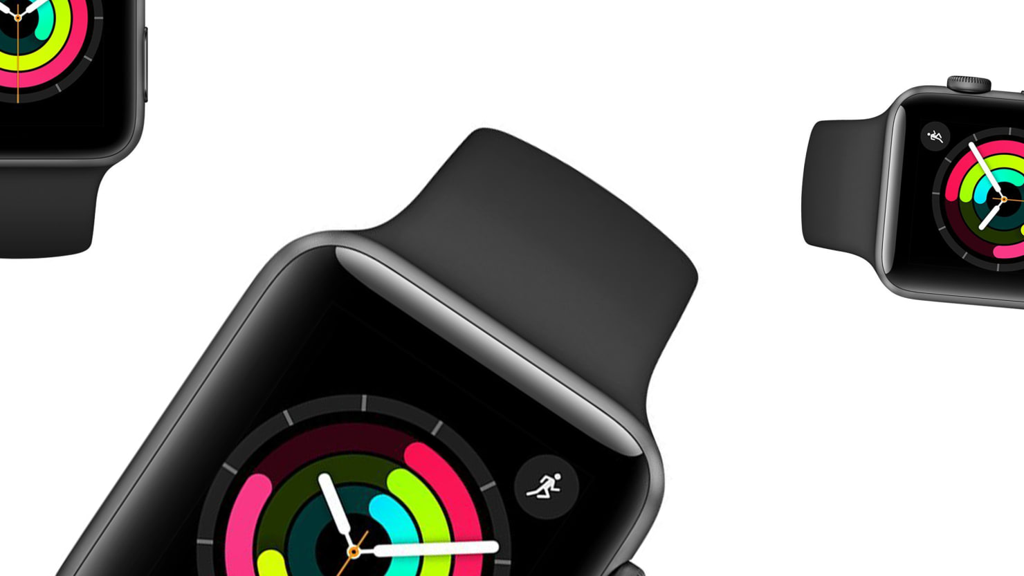 Get $55 Off the Apple Watch Series 3 Water Resistant And GPS-Enabled Smartwatch