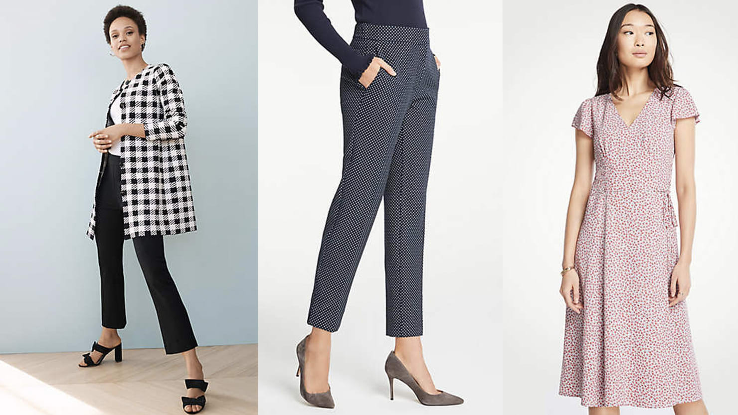 The Ultimate Spring Style Event At Ann Taylor Means 50% Off Your Entire Purchase