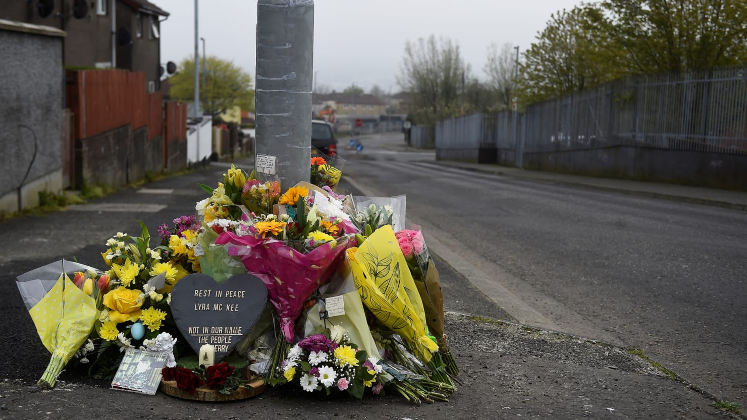 New IRA Takes Responsibility for Killing Journalist Lyra McKee