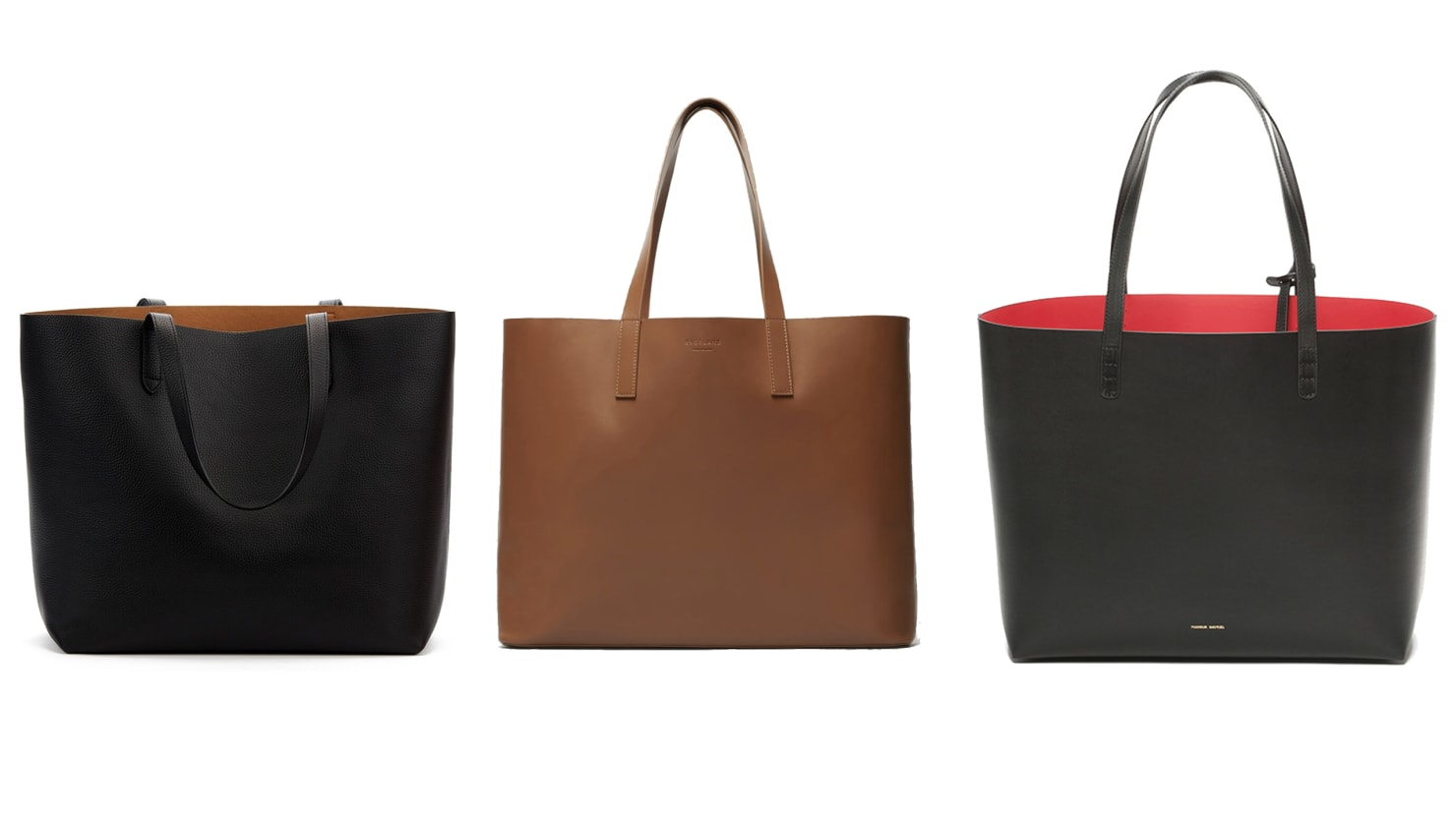 c6bbac46 The Best Leather Tote Bags for Work