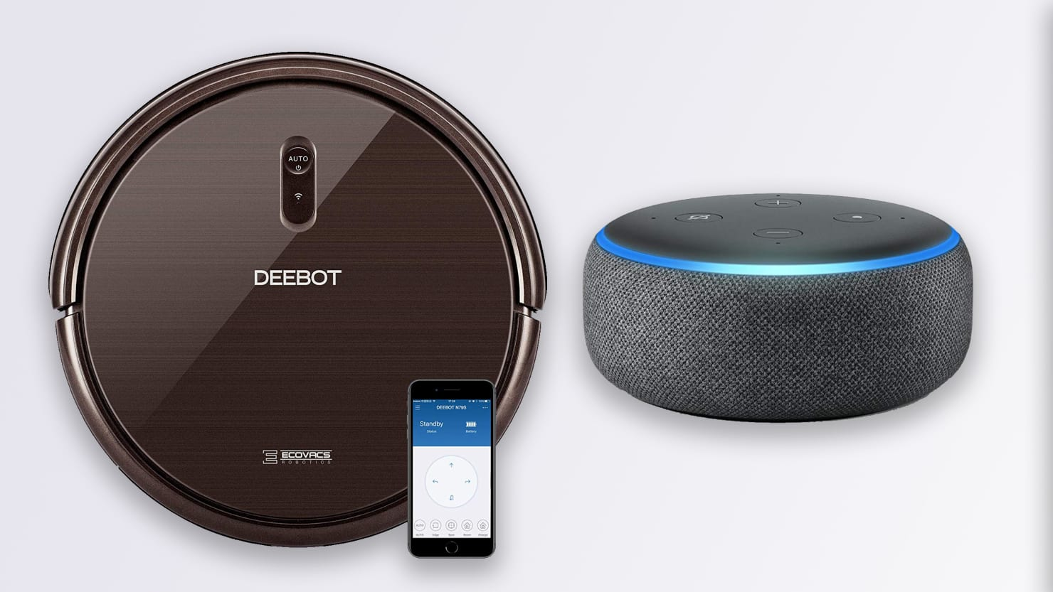 A Top Rated Robot Vacuum Is On Sale On Amazon Today
