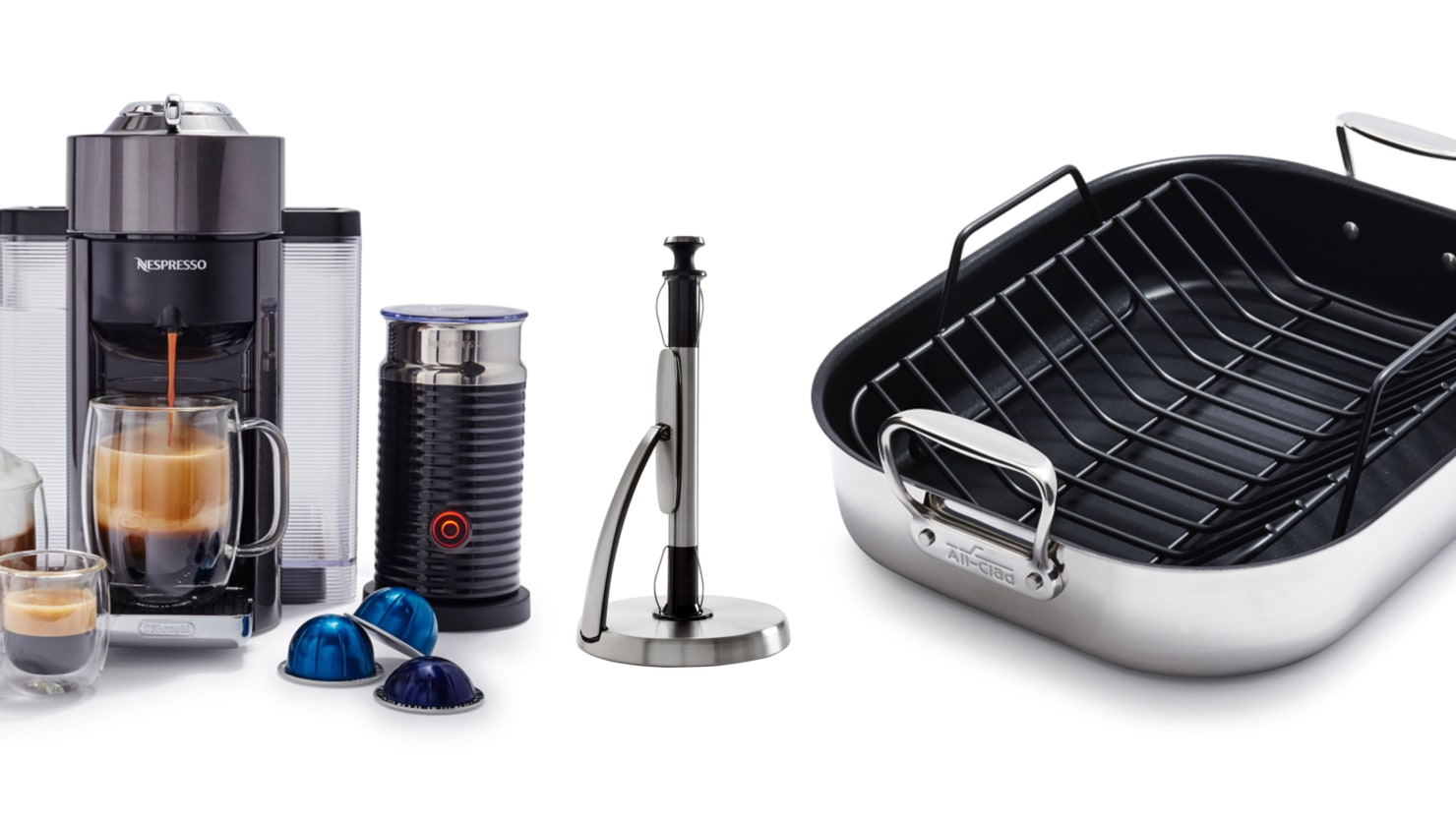Save 20% On Virtually Anything at Sur La Table — From All-Clad to Nespresso and OXO — Through Tomorrow Night