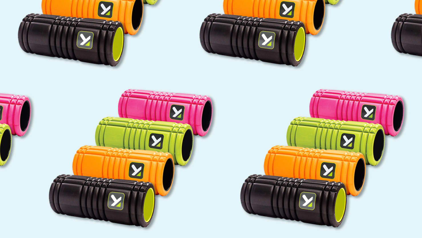 Start Minding Sore Muscles Today With One of the Highest Rated Foam Rollers For Less Than $30