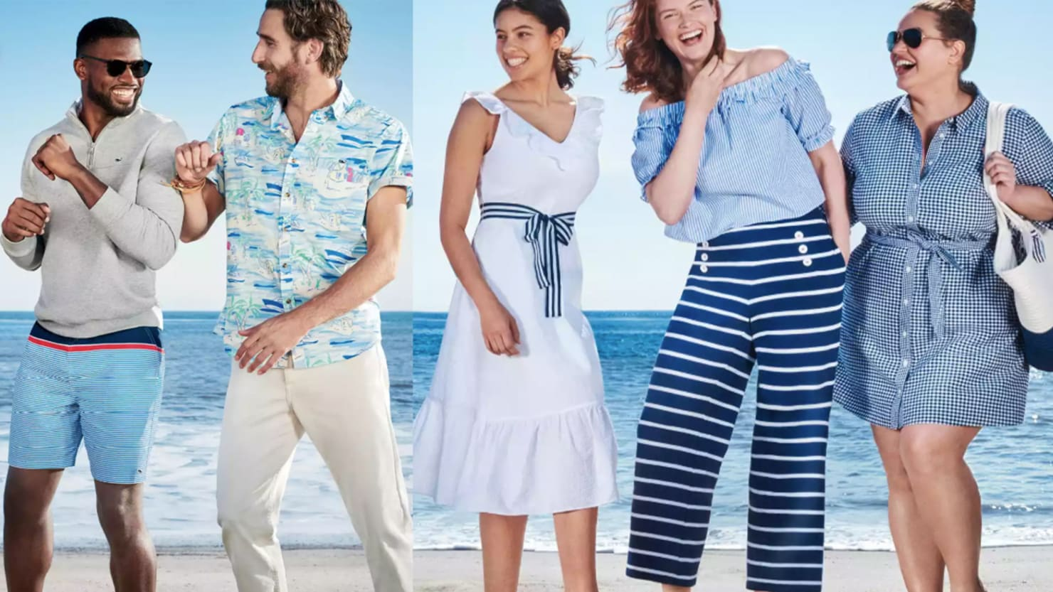 The Target, Vineyard Vines Collaboration Brings The Iconic Whale Brand to Summer Clothes and Houseware