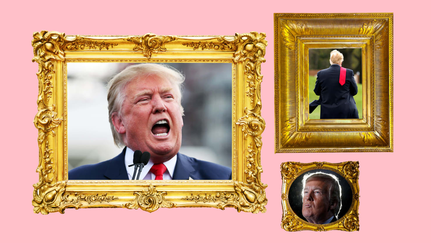 There's No Escaping Donald Trump at the Whitney Biennial—Even if He's Not in Front of You