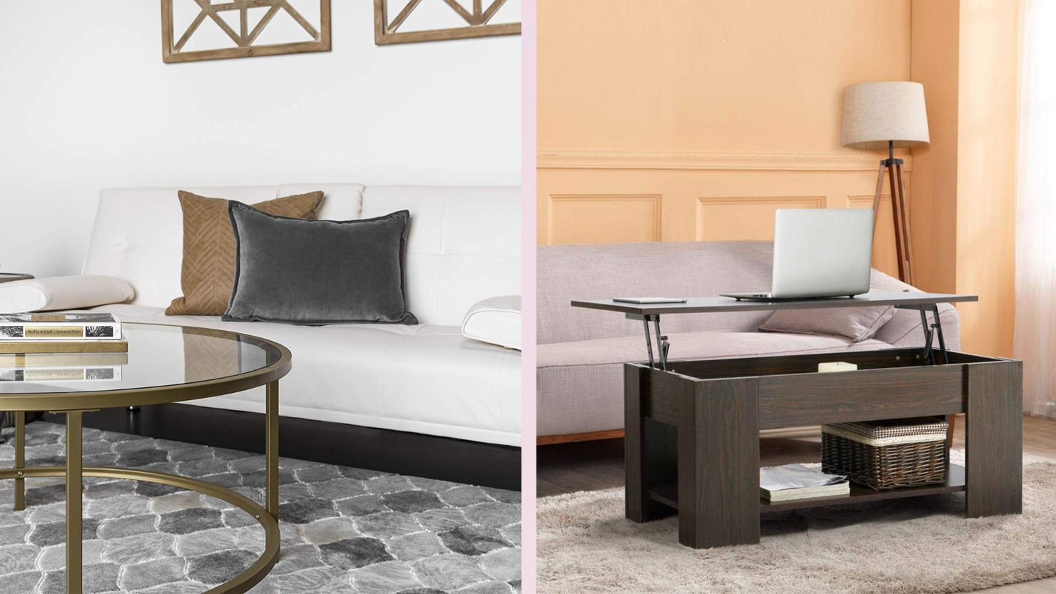 the best coffee tables you can get on amazon