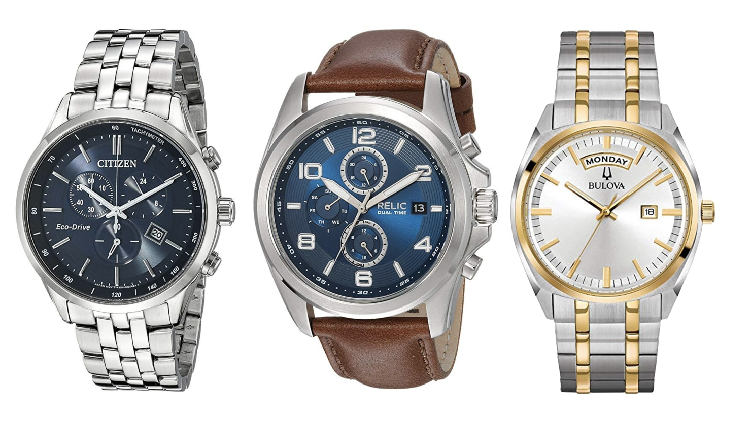Amazon Is Taking Up to 40% Off Watches Today Only, Just in Time for Father's Day