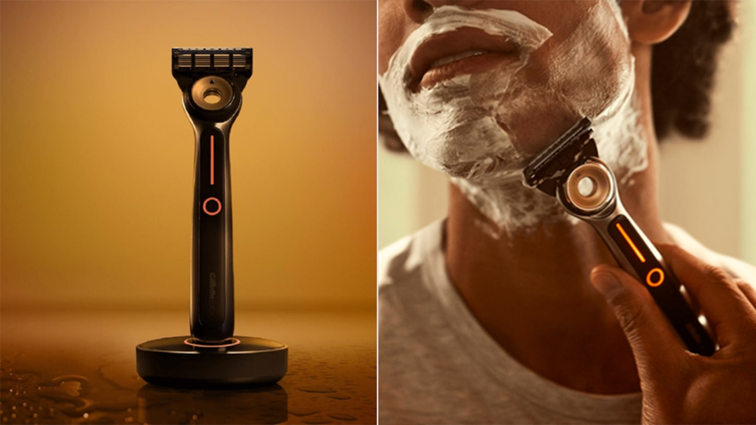Gillette Launched the World's First Heated Razor Today — and It's a Perfect Father's Day Gift