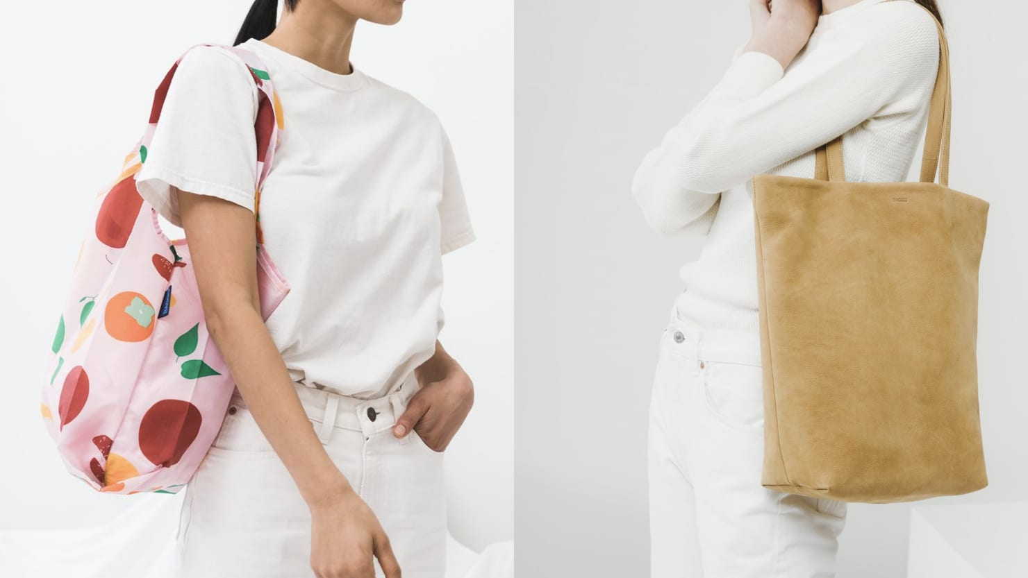 Baggu Is More Than Just Reusable Nylon Totes and It's All On Sale For Up to 60% Off
