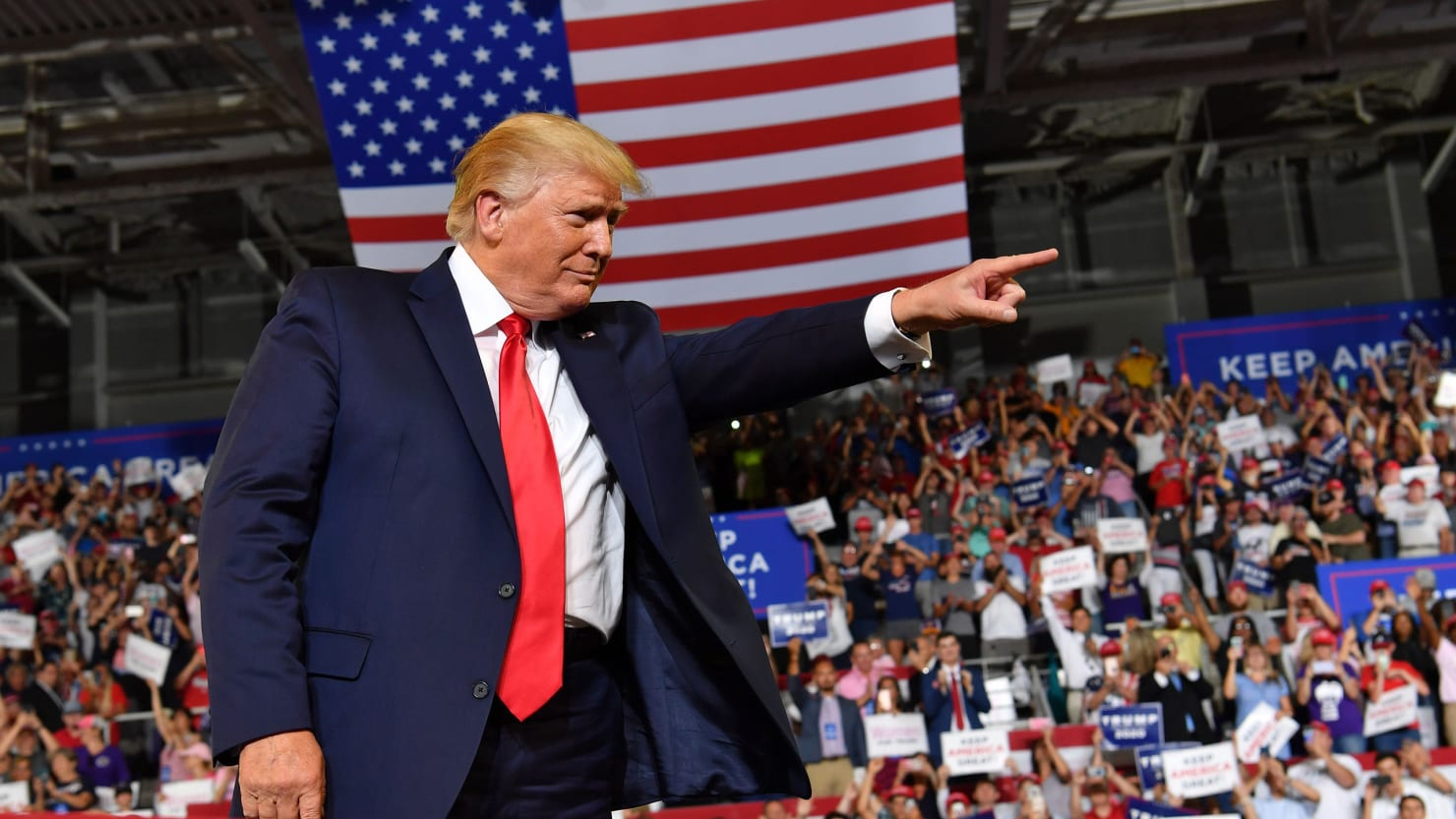 Trump Readies His Mob for the Race War