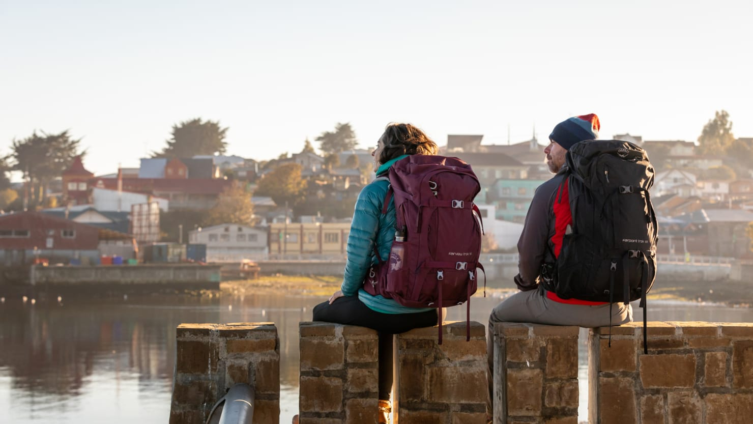 Osprey S New Hybrid Backpacks Are Designed To Cover All Travel Needs