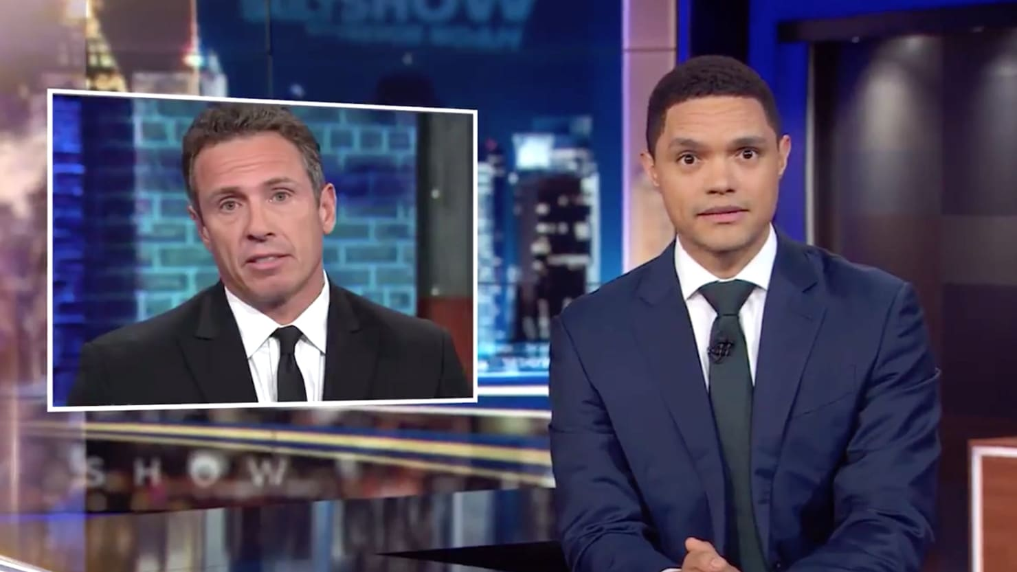 'Daily Show' Mocks CNN's Chris Cuomo: 'Fredo' Is Not the 'N-Word'