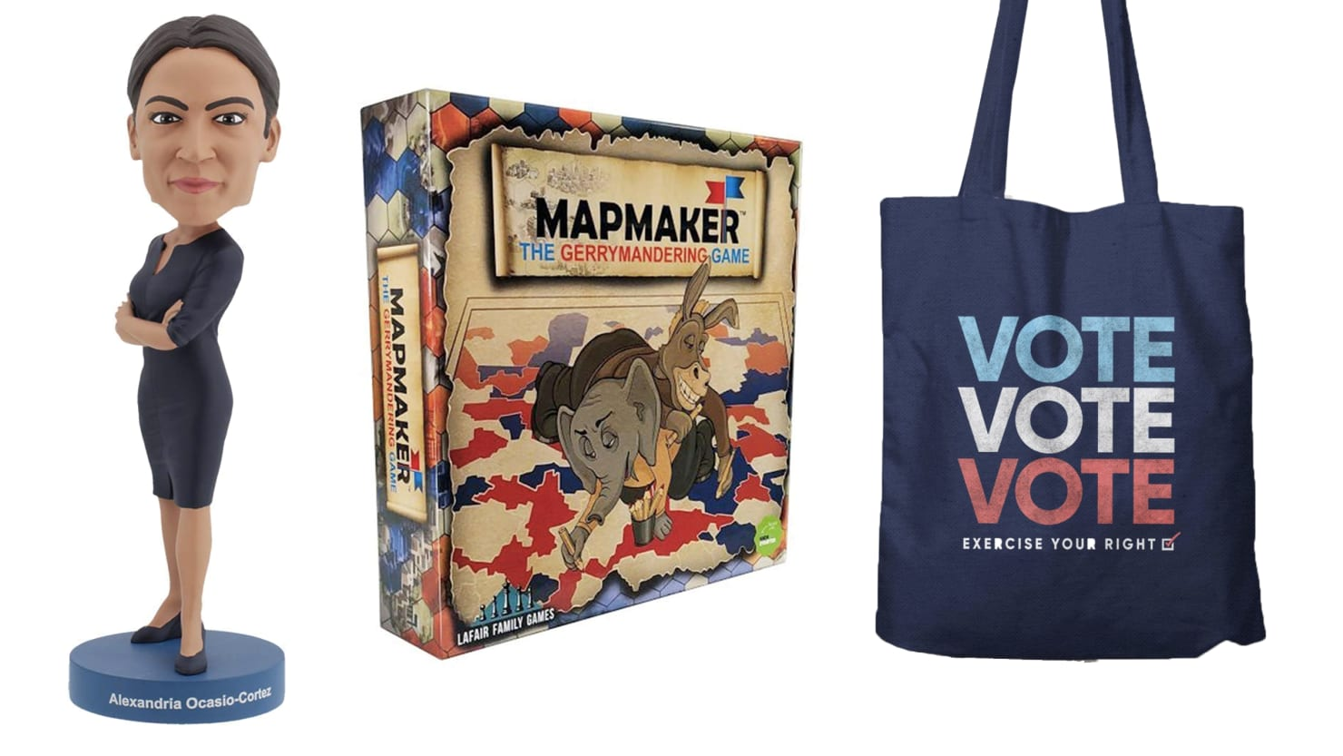 Scouted: Don't Debate, Just Buy These Political Gifts