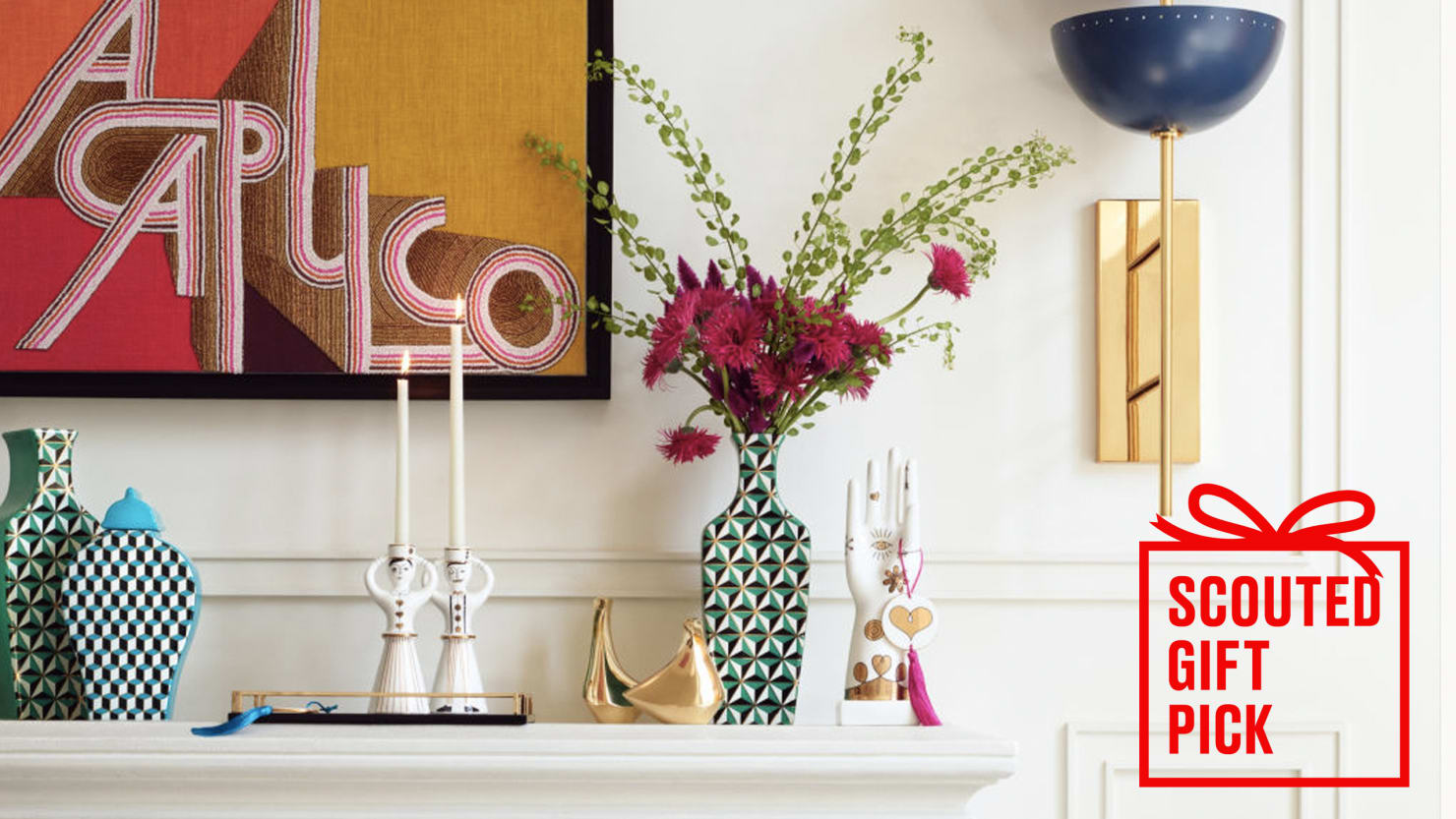 The Jonathan Adler and HM Collection Is Here...