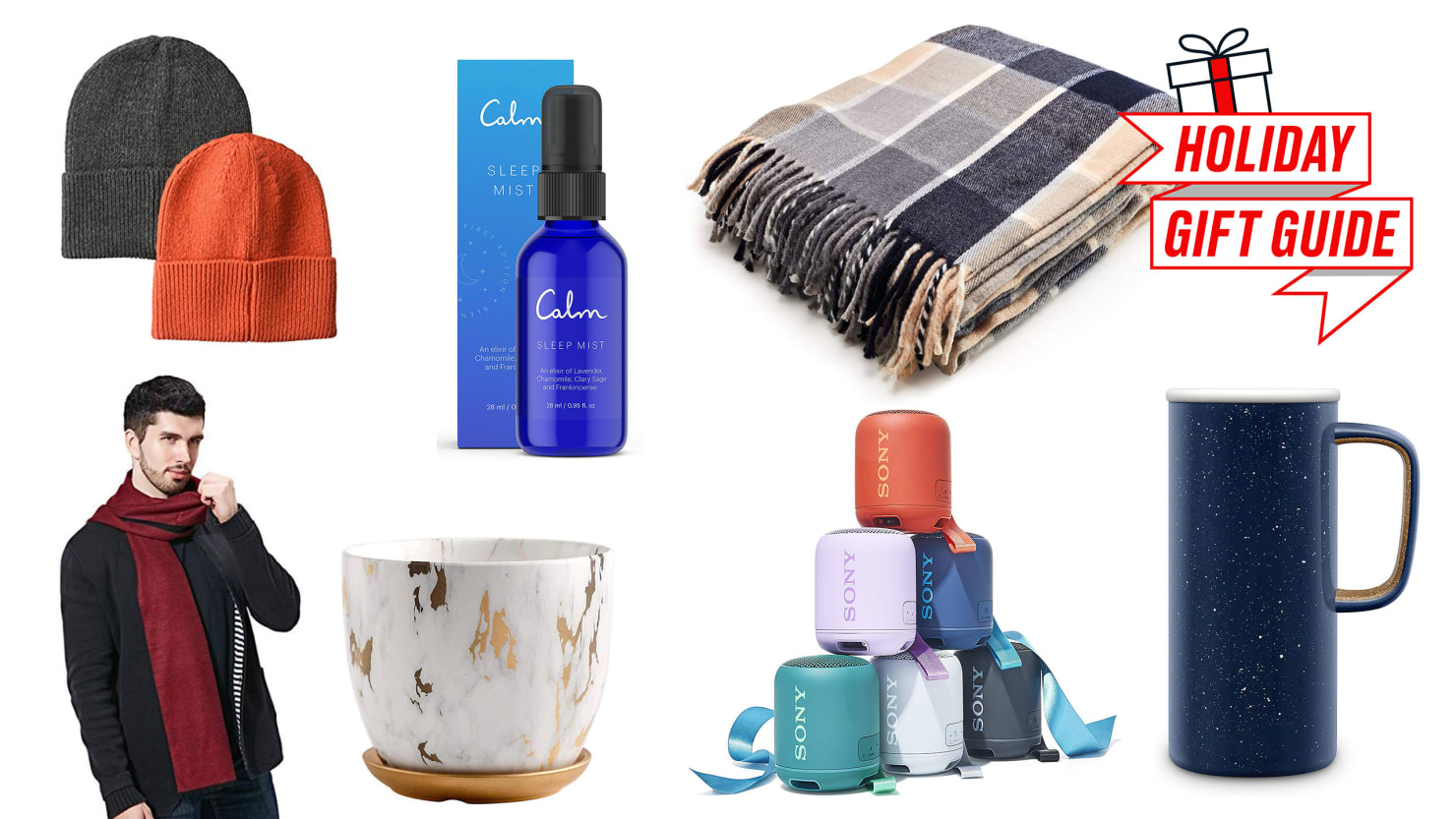 Having a Gifting Emergency? Here's a Whole List of Gifts For That Very Situation.