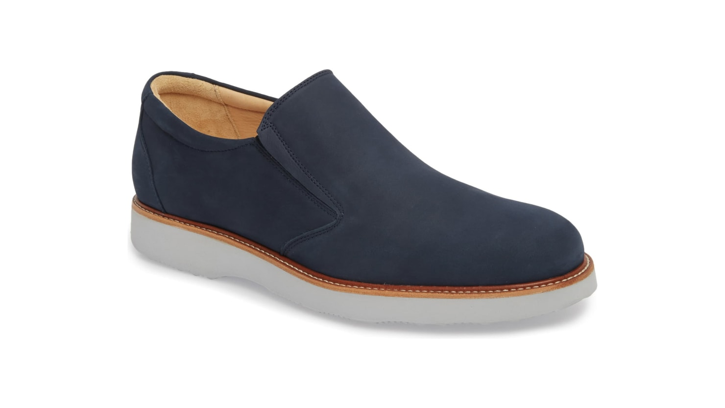 I Tested a Pair of Samuel Hubbard Frequent Traveler Slip-Ons And My Feet Felt Like They Were Walking on Butter