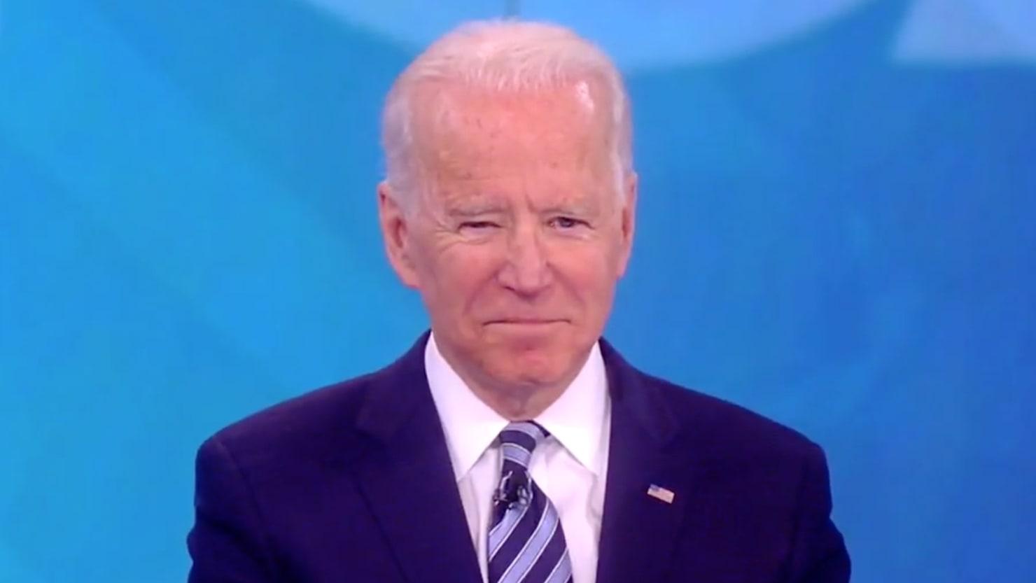 Joe Biden Bombs Big Time on 'The View'