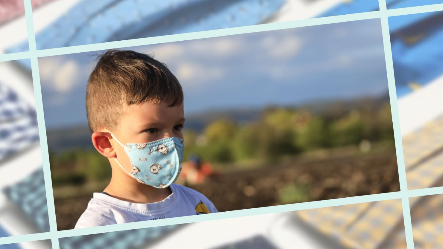 Where to Get Reusable Cloth Face Masks for Kids