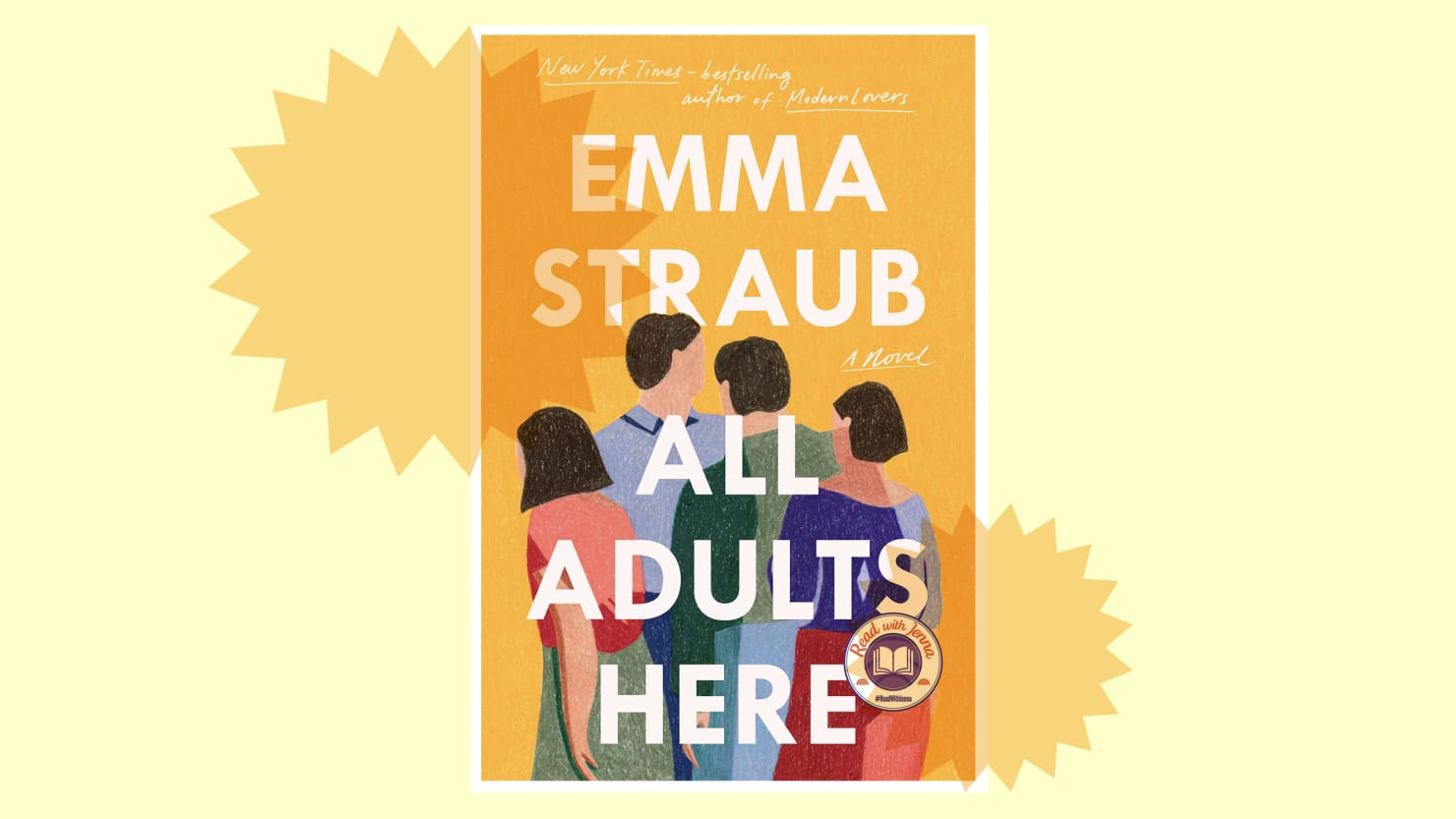 Emma Straub, Author of All Adults Here, Recommends...