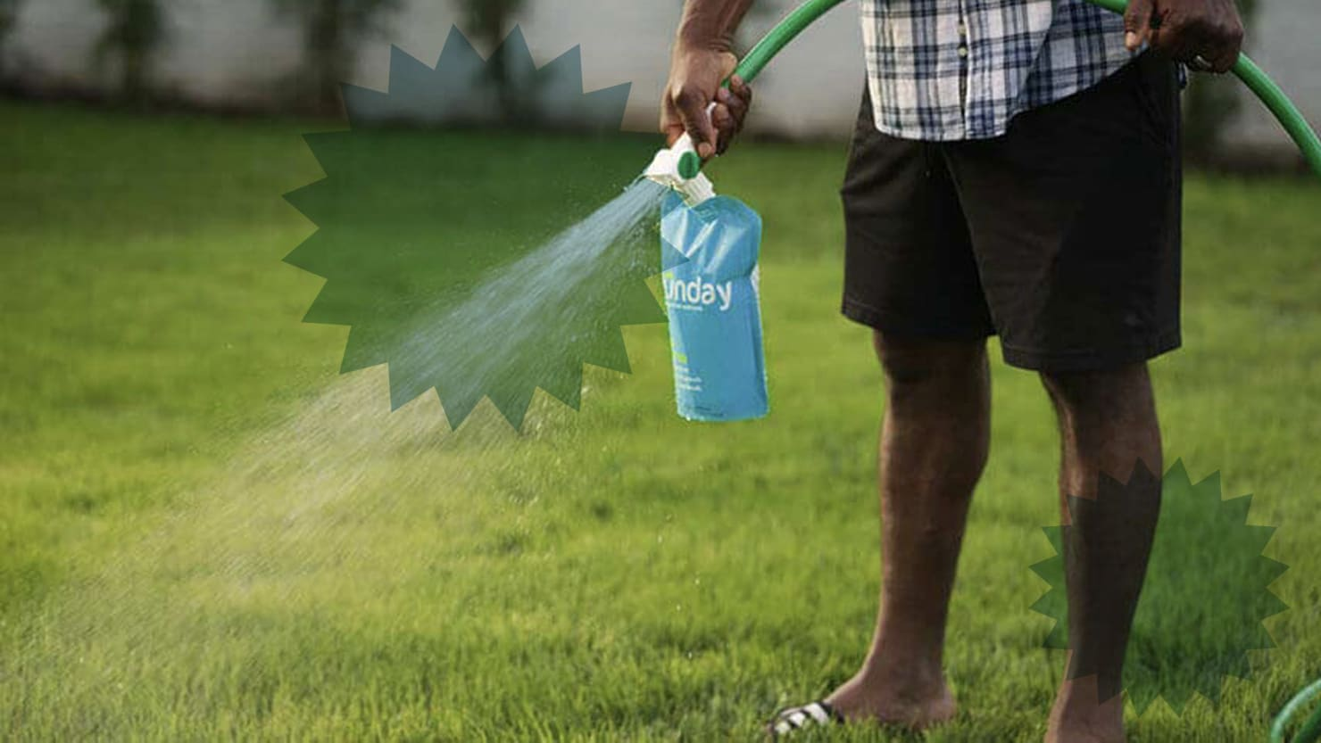 Sunday Takes the Guess Work Out of Lawn Care. And Most of the Dangerous Chemicals, Too