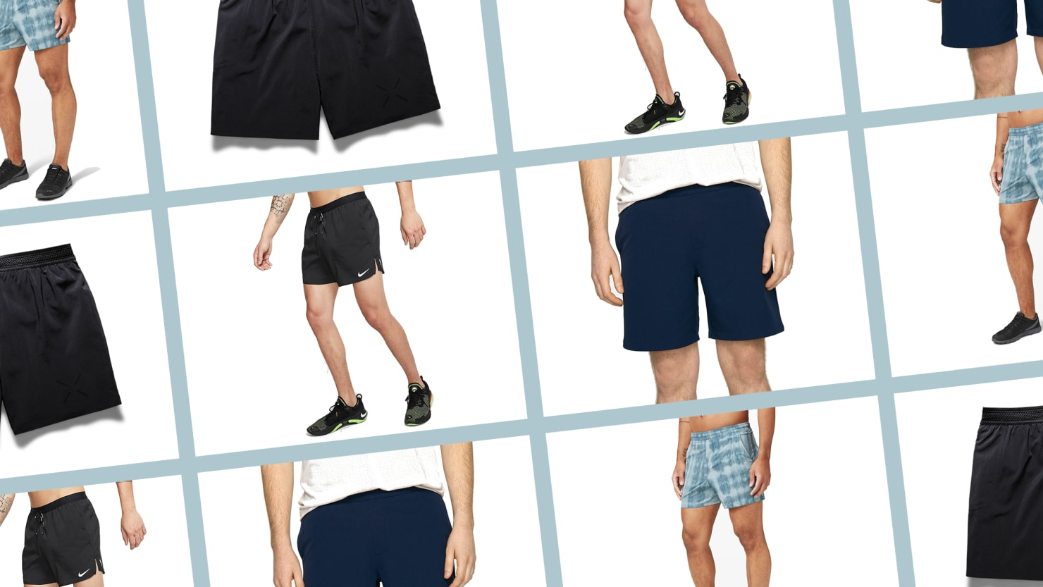 I'm Only Wearing Shorts This Summer. Here Are Our Favorites