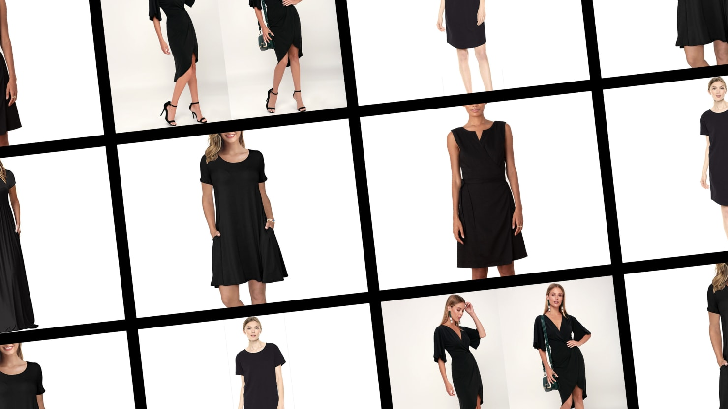 The Powerful Black Dresses You Need in Your Closet