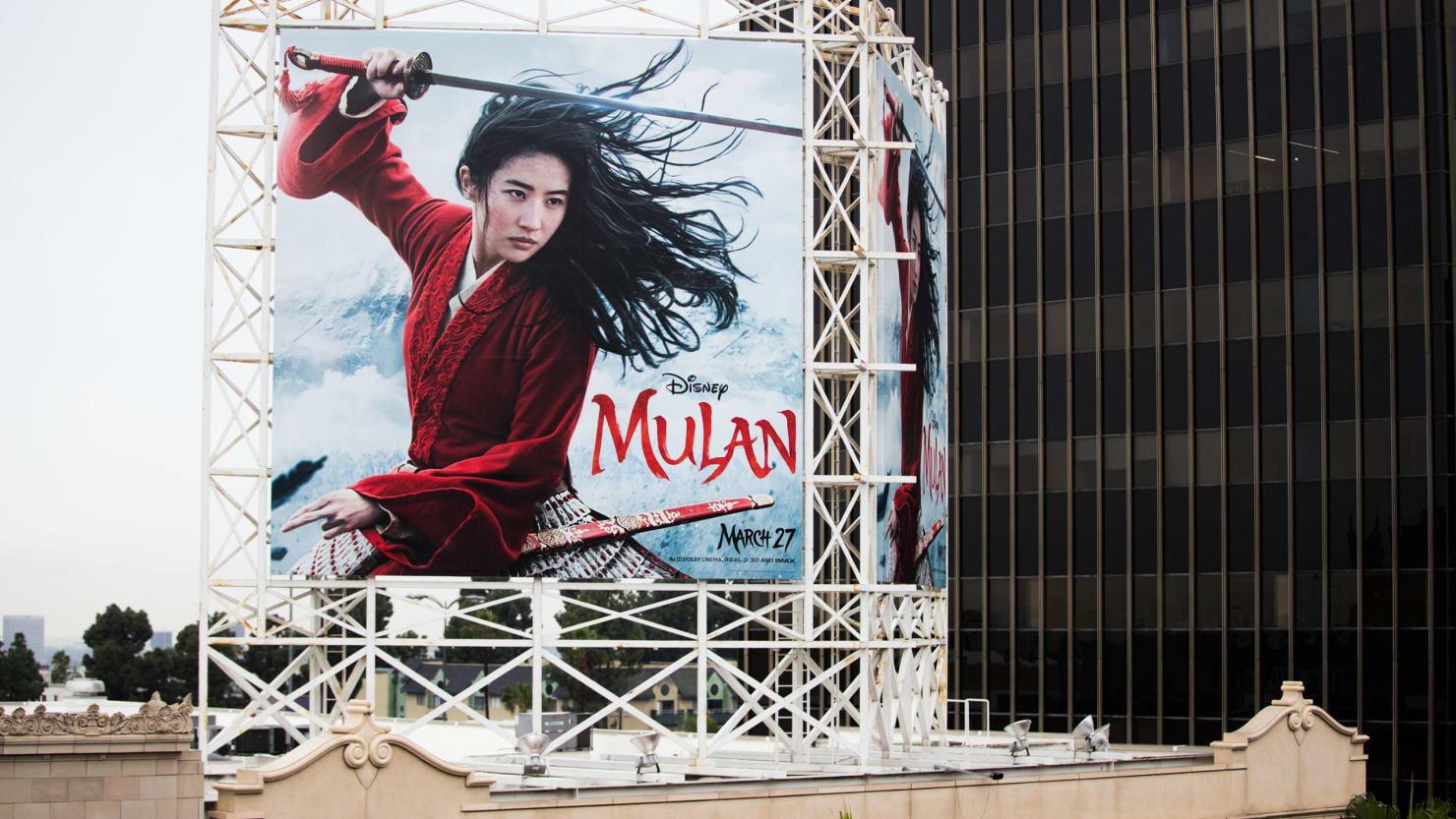'Mulan' Apparently Filmed in a Province Known for Human Rights Abuses