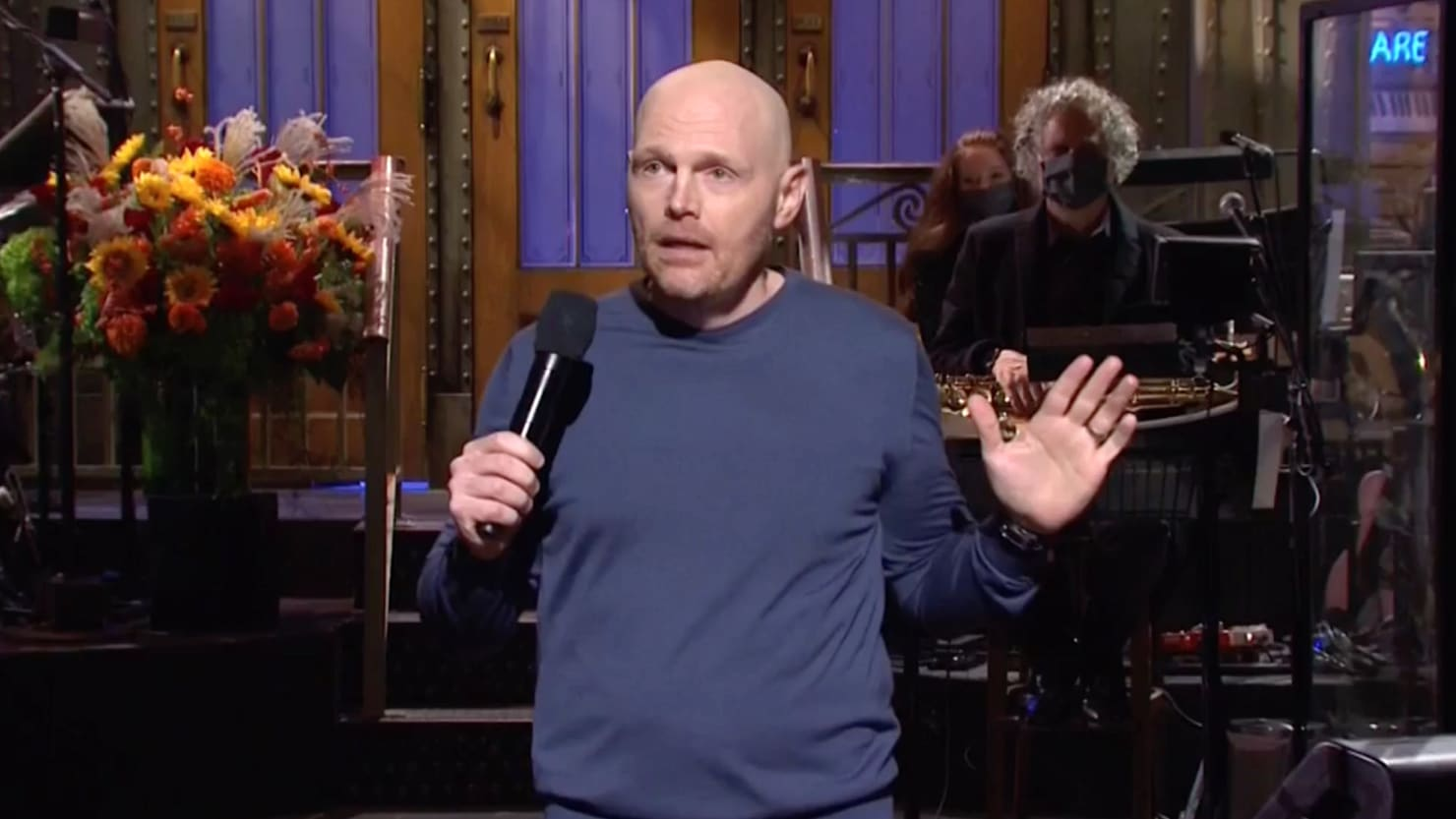 Bill Burr's 'Homophobic' 'SNL' Rant About Pride Month Bombs: 'Worst Monologue' in Years