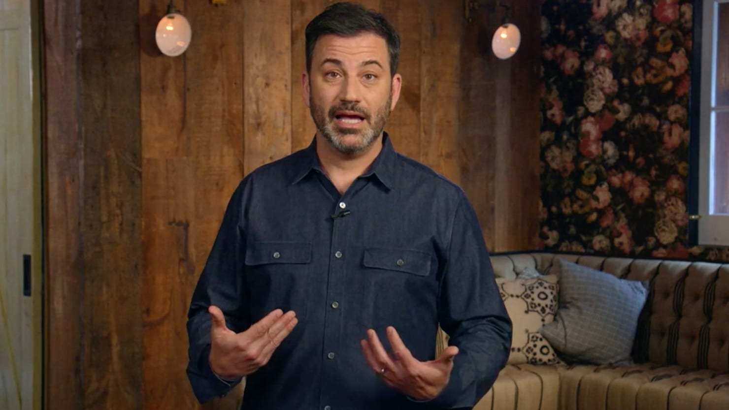Jimmy Kimmel Openly Confronts His Own White Privilege