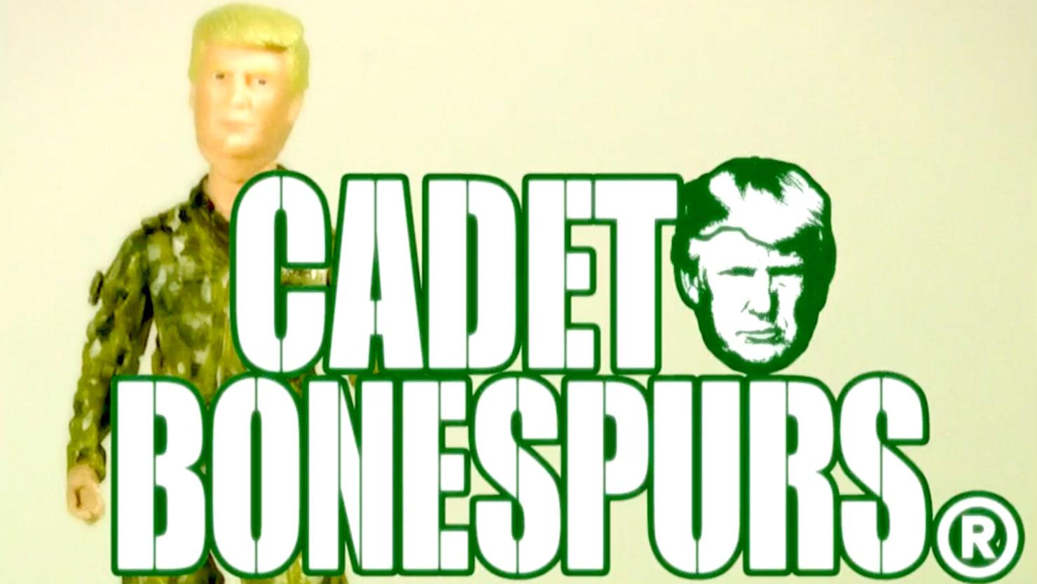 Cadet Bonepurs