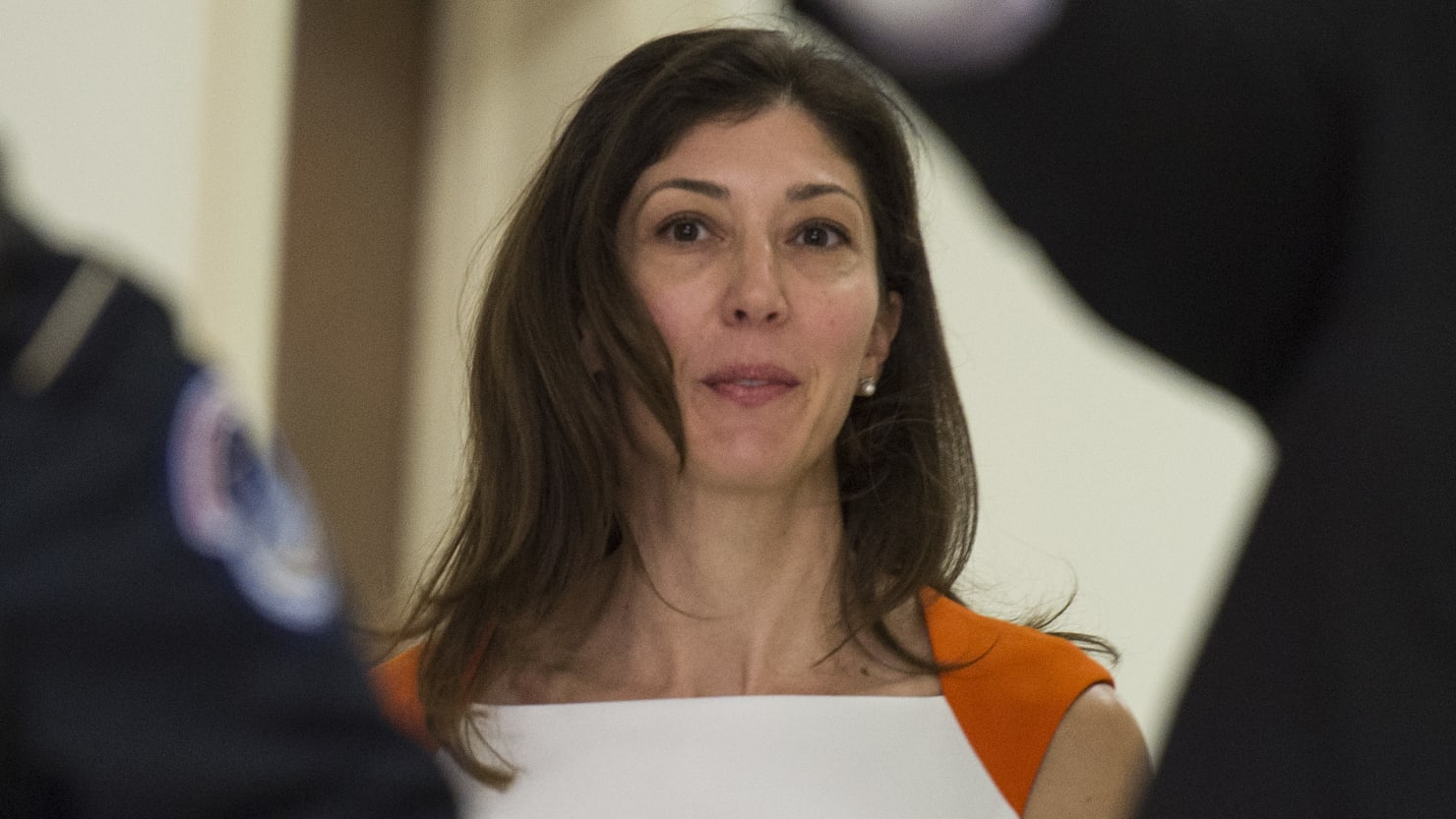 Lisa Page to Roger Stone Prosecutors: 'You Are on the Right Side of History'