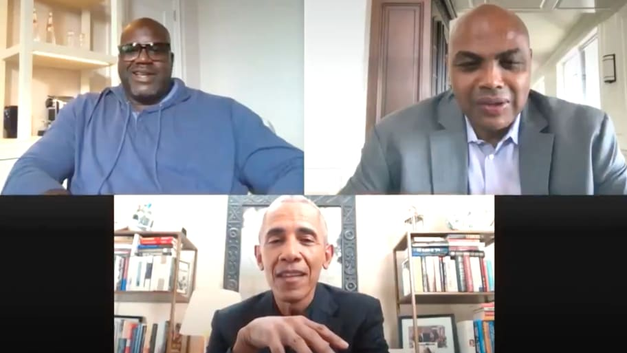 Former President Barack Obama Teams With Shaq and Charles Barkley To Debunk COVID Vaccine Fears, Address Vaccine Hesitancy Present in the Black Community