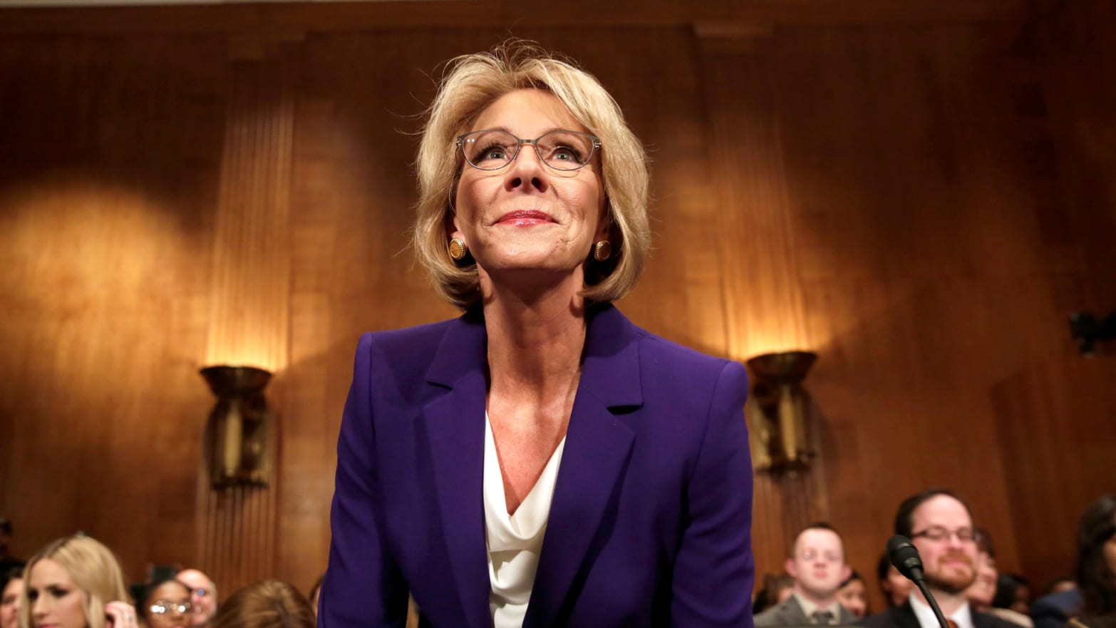 Big Worries About Betsy Devos >> I Have A Special Needs Son And Betsy Devos Scares Me To Death