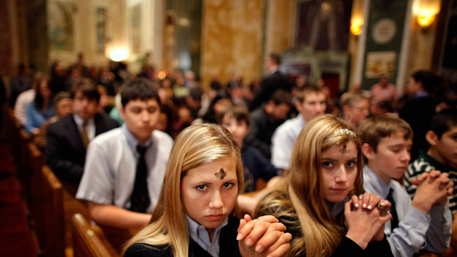 The Greatest Myths About Lent