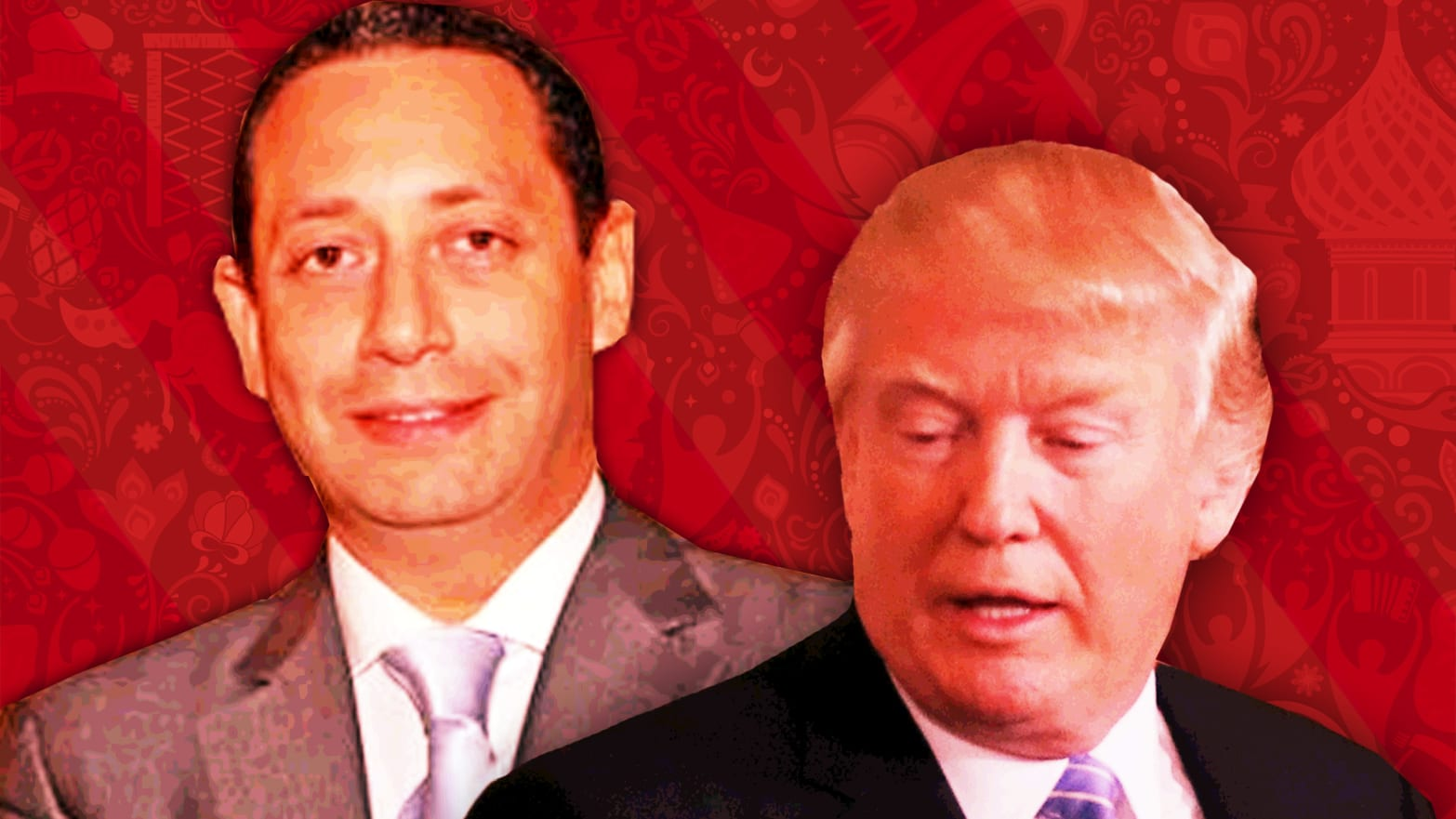 Felix Sater: The Crook Behind the Trump-Russia 'Peace' Plan