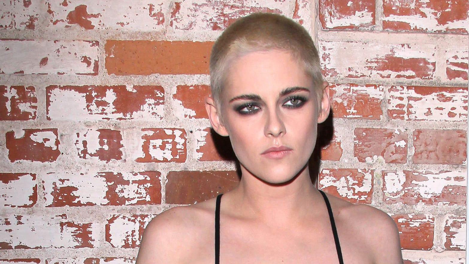 Why Kristen Stewart's Buzz Cut Is Liberating for Women