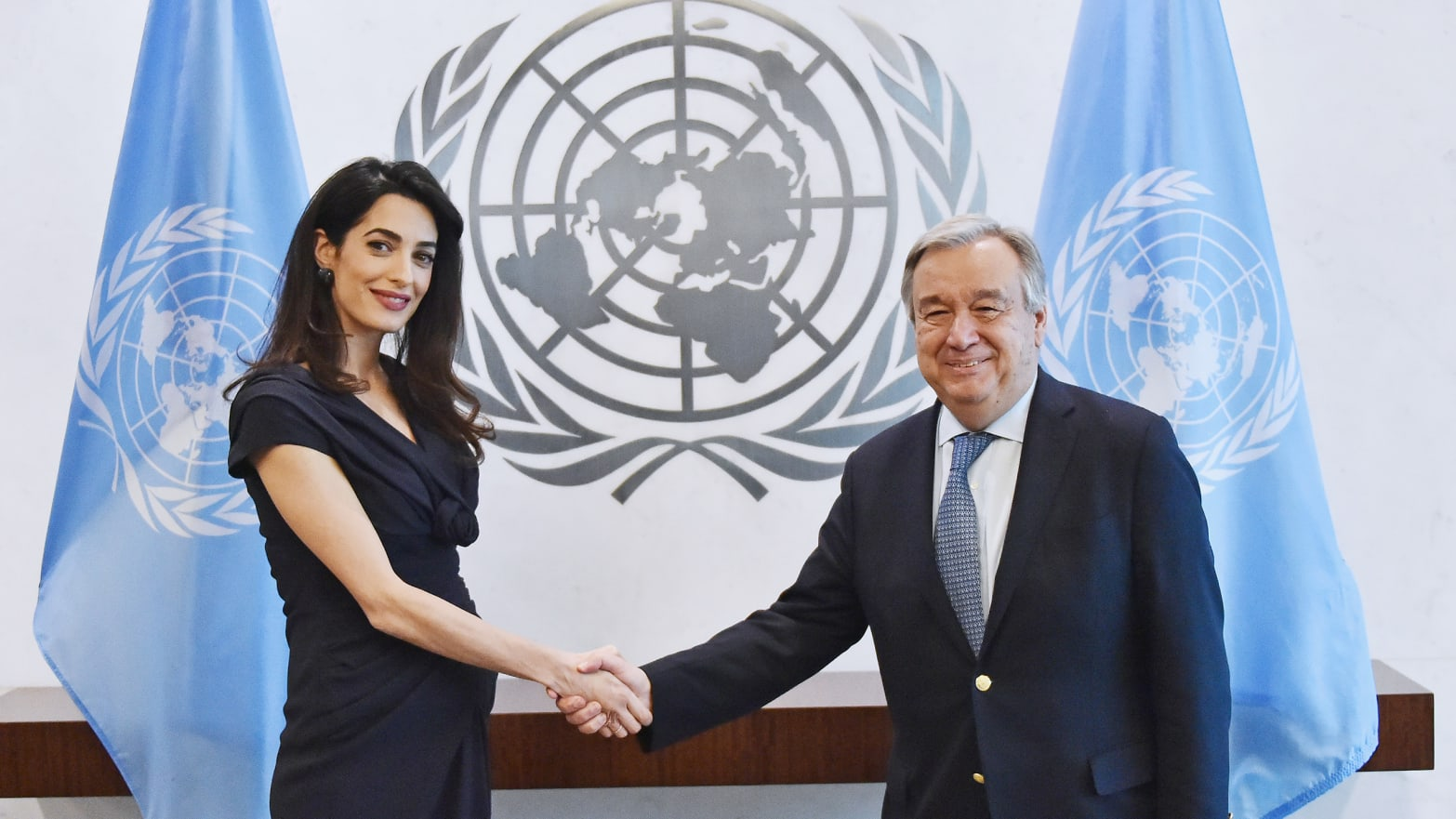 Put Some Respect on Amal Clooney's Name