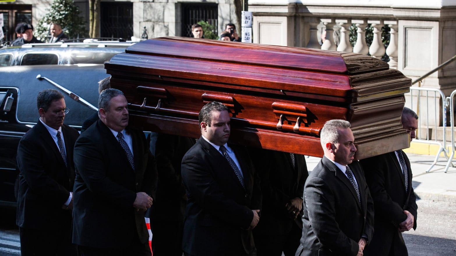 Inside Philip Seymour Hoffman's Funeral; 'Lego Movie' Is ...