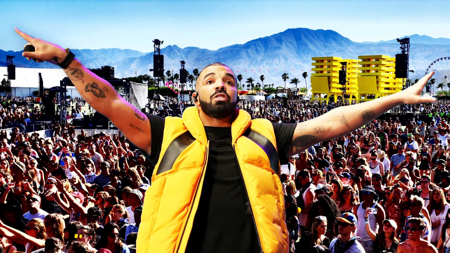 Coachella Is Trash: A Drake-Dissing, Culture-Appropriating