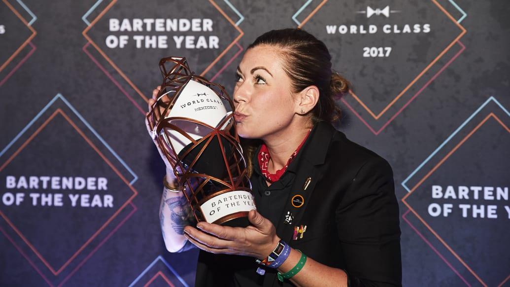 Bartender of the Year: Kaitlyn Stewart