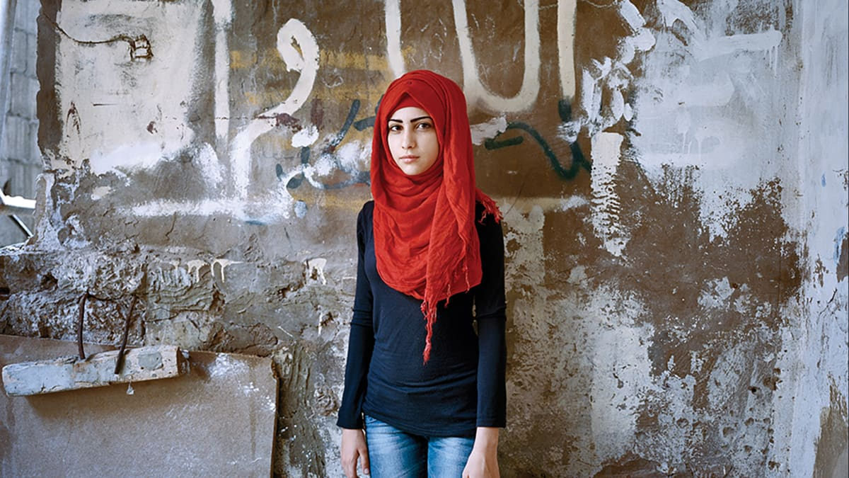 Invisible Children: Portraits of Young Refugees