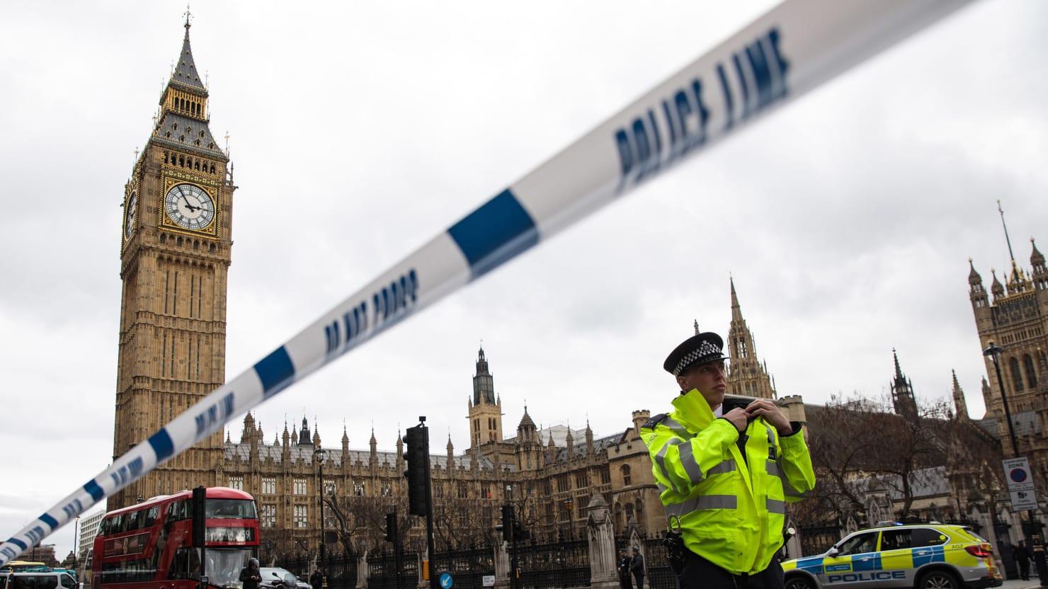 Four Dead in Terror Attack on U.K. Parliament
