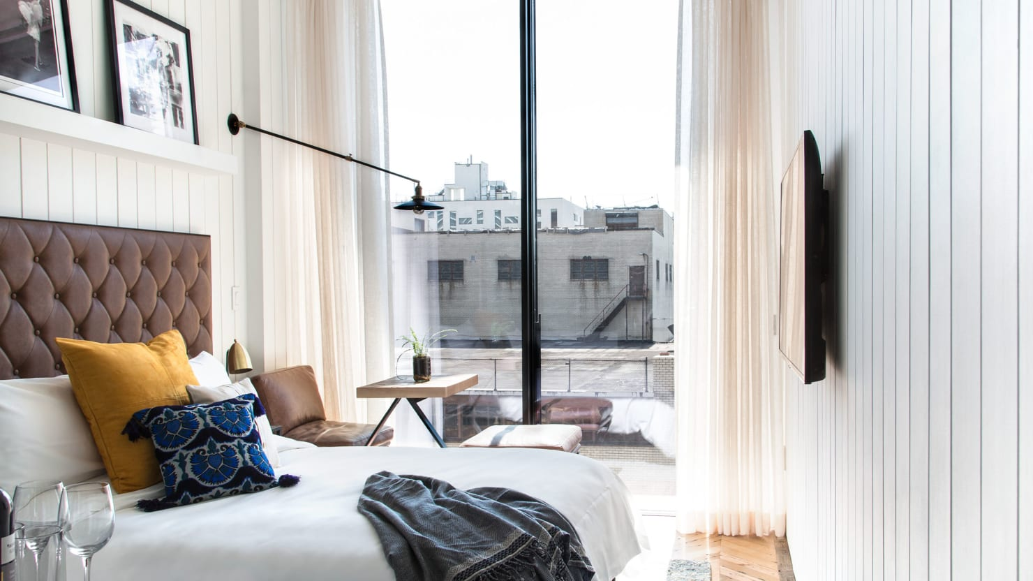 Why Brooklyn's Luxury Hotel Boom Is Focused on One Small Area in Williamsburg
