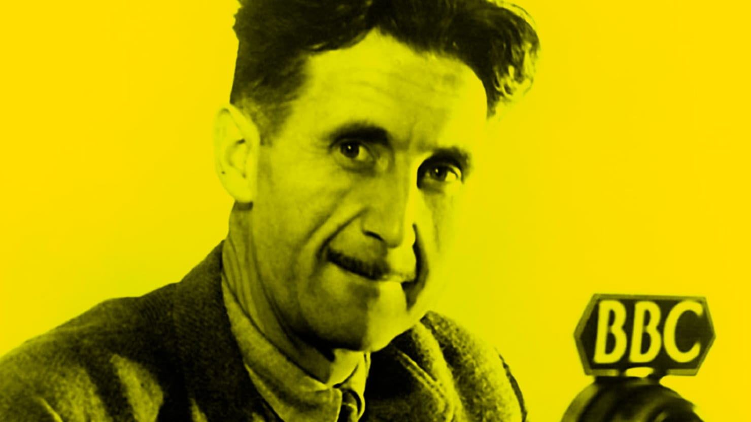 How George Orwell Predicted Donald Trump