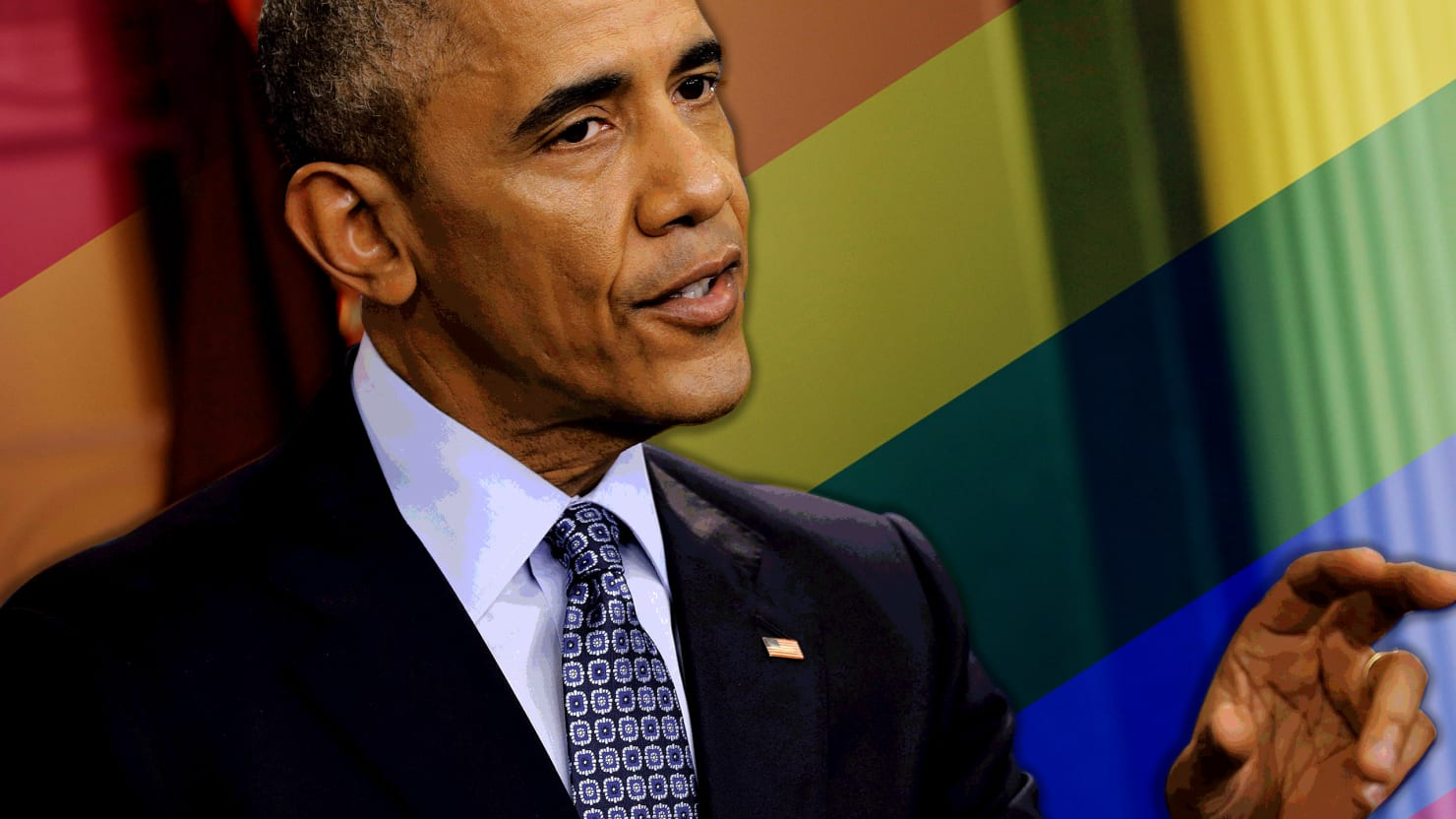 Why Obama Is Wrong Lgbt Rights Are All Too Easily