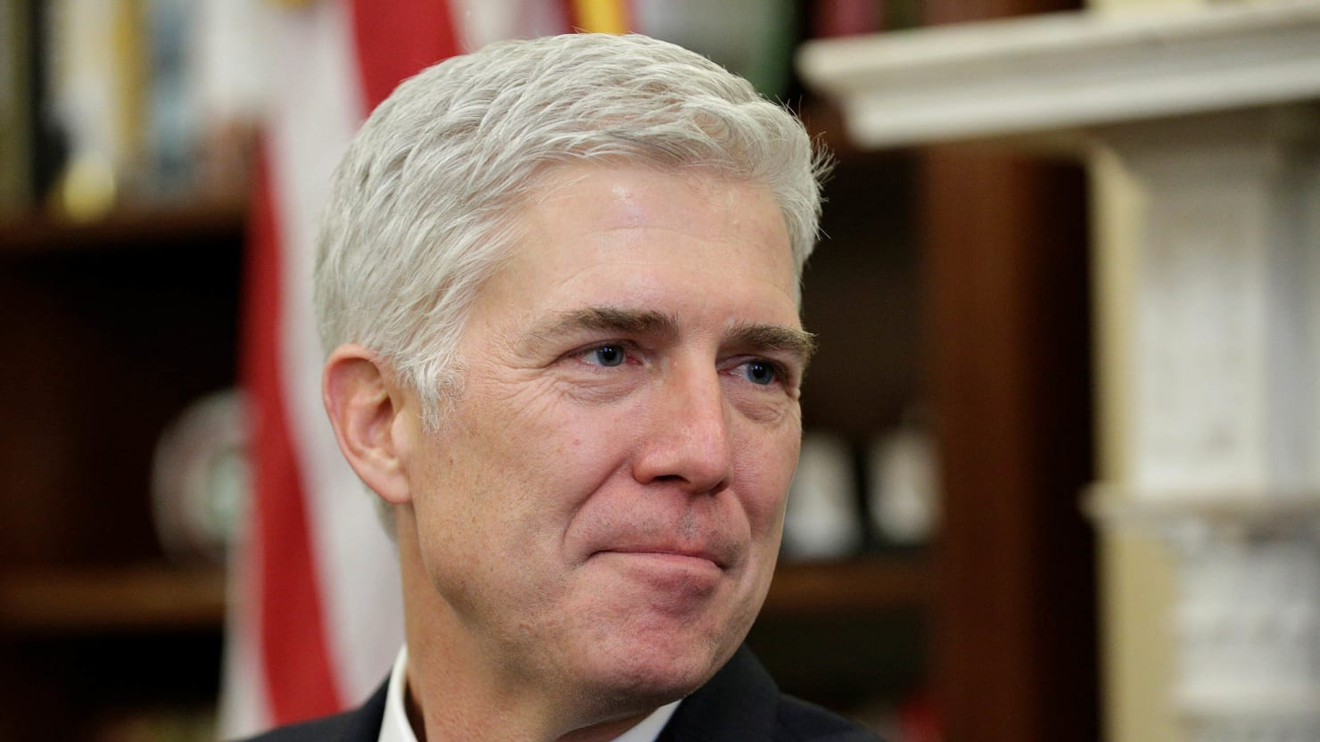 Yes, Donald Trump, Gorsuch Is Exactly Why the Right Voted for You