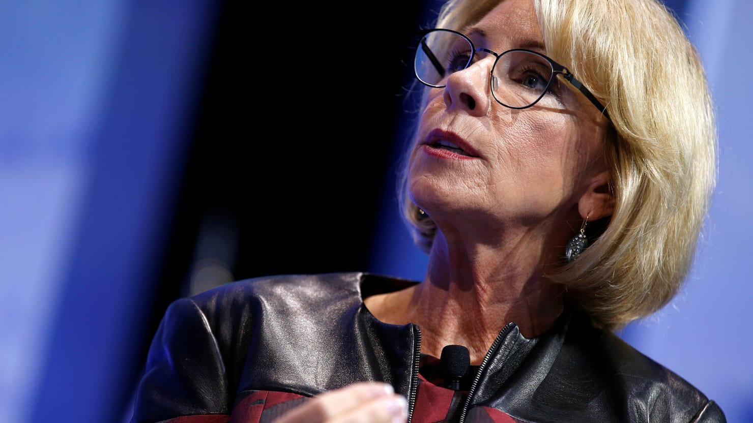 will betsy devos kill sex ed in public schools