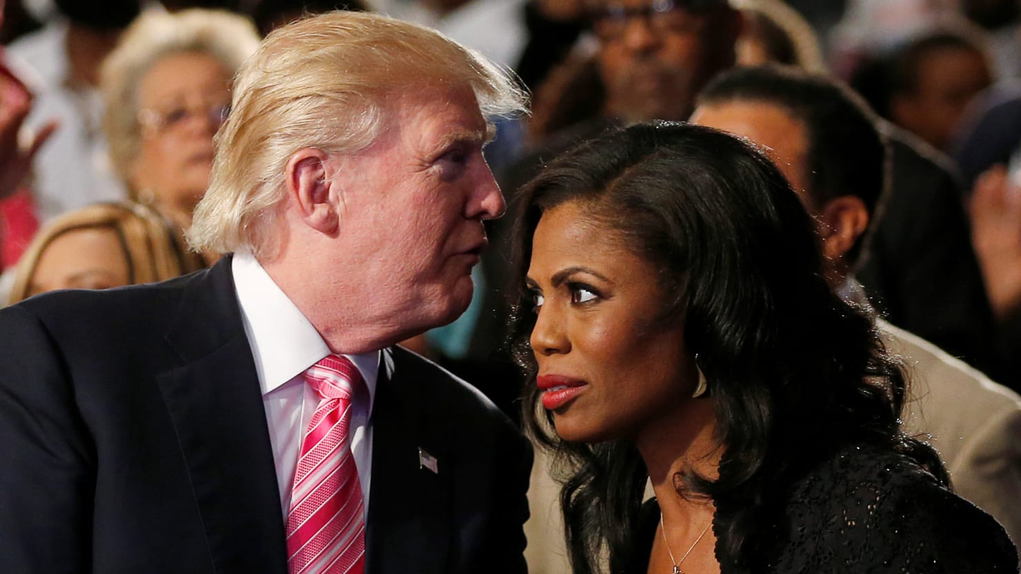 Omarosa | The Apprentice Wiki | FANDOM powered by Wikia